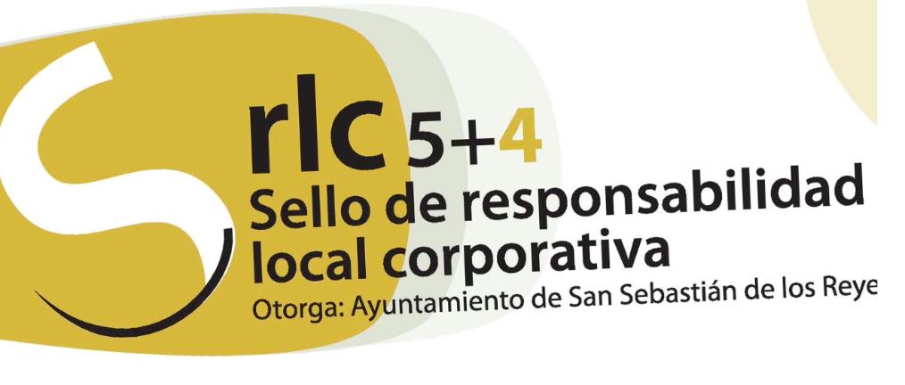 sello de responsabilidad local corporativa