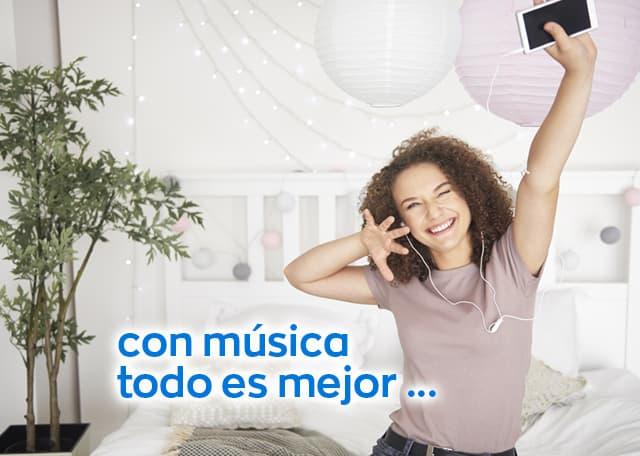 Spotify Clean4you / Música motivadora para limpiar a gusto