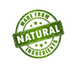 sello materias primas naturales
